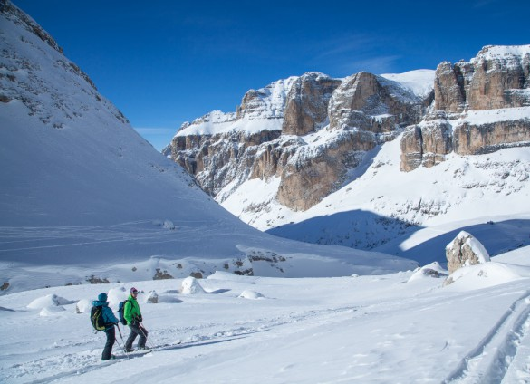 FINANCIAL TIMES - Ski touring in the Italian Dolomites
