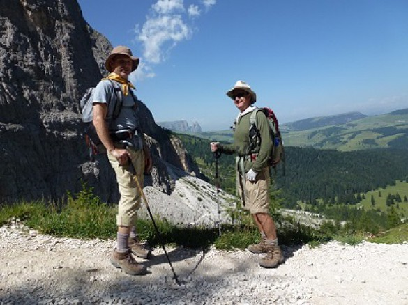 Hike the Ladin Valleys of Val Gardena, Val di Fassa and Alta Badia