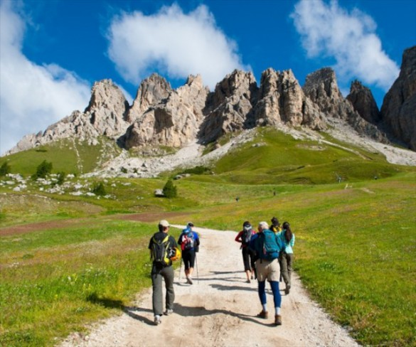 TRAVEL PULSE – Dolomite Mountains Offers 10-Day Mountain Hiking Trip