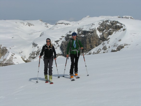 Dolomites Backcountry Ski Tour: Natural Park Loop – 7 Days