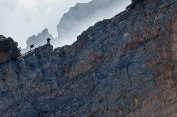 NEW! Val di Fassa Via Ferrata Traverse