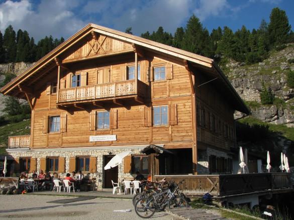 The Rifugi of the Dolomites