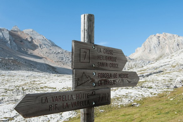 Hiking Adventure on Alta Via n.1 of the Dolomites