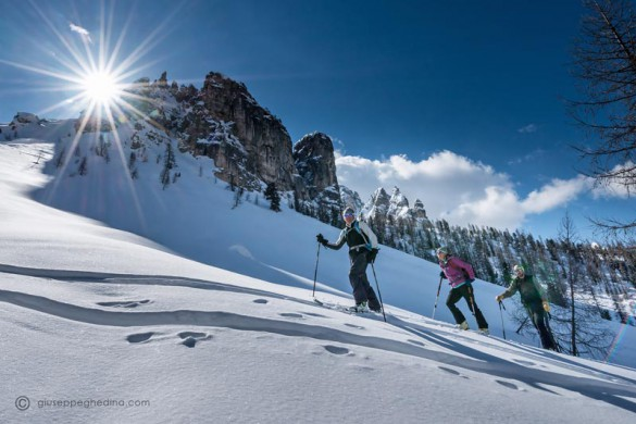 Dolomites Haute Route Ski Tour – 6 Days