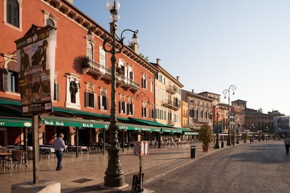 Verona Extension: Beyond Romeo & Juliet