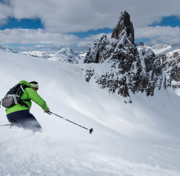 Dolomites Off-Piste Ski Safari Traverse
