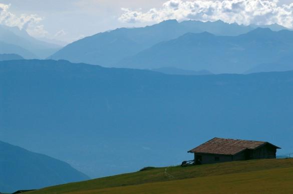 Hiking Around Alpe di Siusi