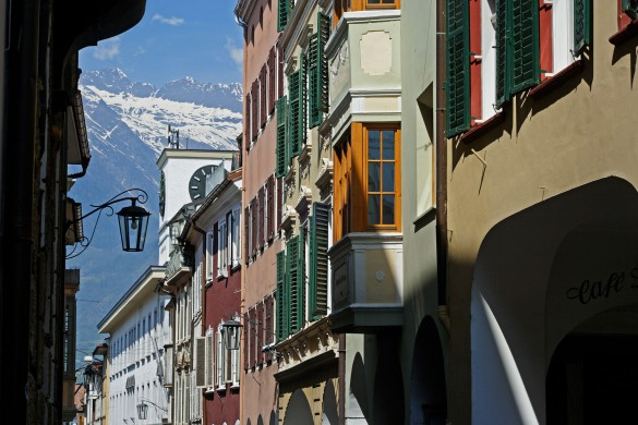 Trails and Towns of the Dolomites