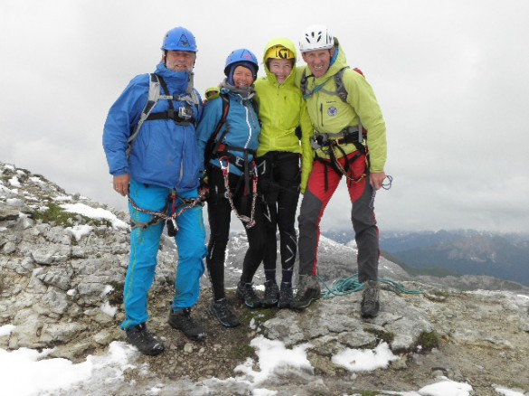 Alta Via N.1 Hike: Private Guided and Self Guided