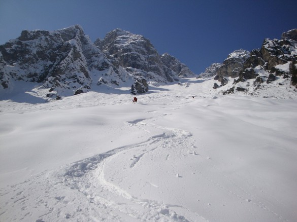 Backcountry Ski Touring & Off-Piste Skills Course