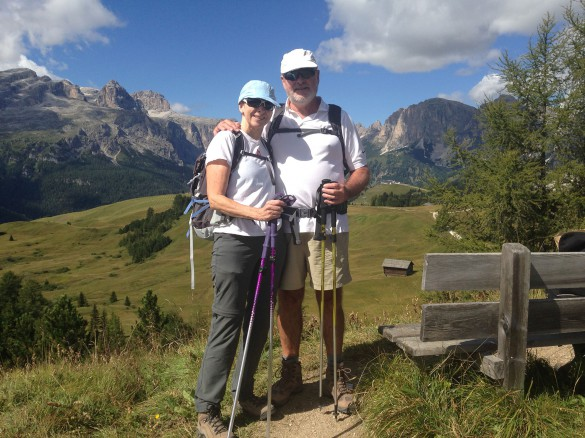 Hiking Adventure in the Dolomites