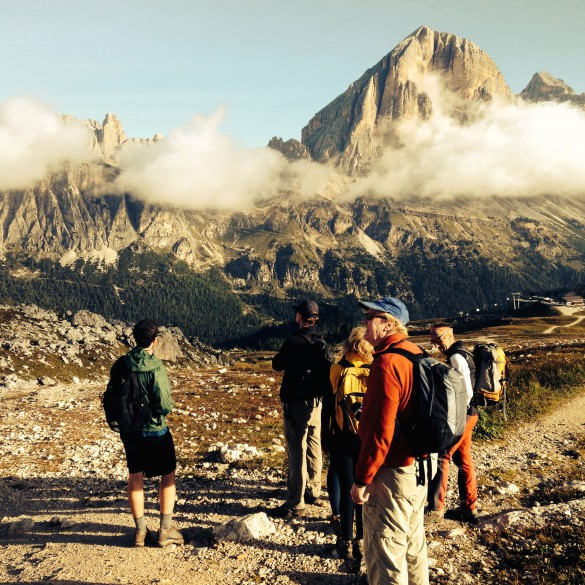 Luxury Hiking Adventure in the Dolomites
