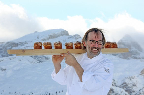 """LATAM NOTICIAS - Promueven en Argentina el """"Ski Safari"""" en las montañas Dolomitas"""