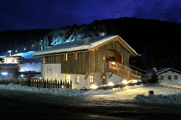 Villa Iergl – Chalet in the Dolomites