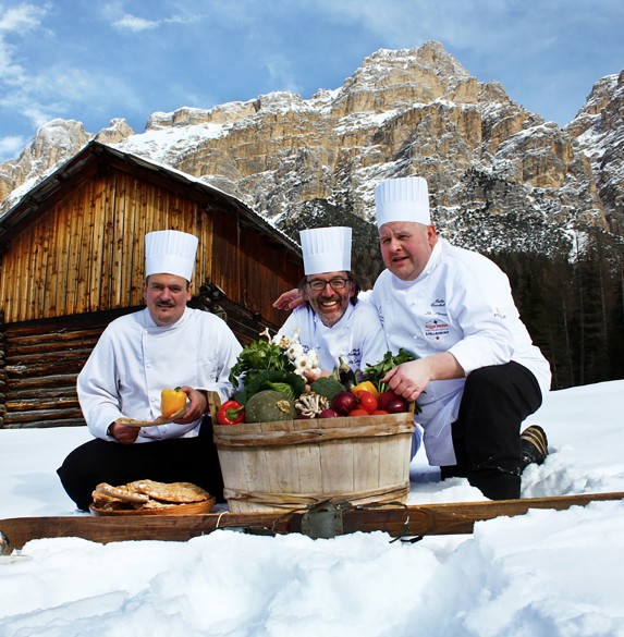 EXAMINER.COM - Dolomite Mountains Ltd brings Michelin chefs for its new gourmet Ski Safaris
