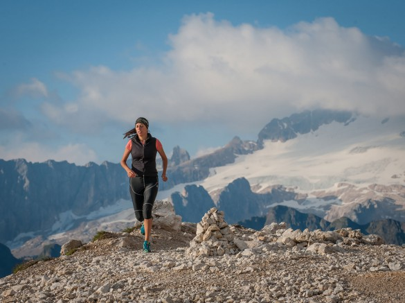 Trail Running the Alta Via N.2 of the Dolomites - Getaway