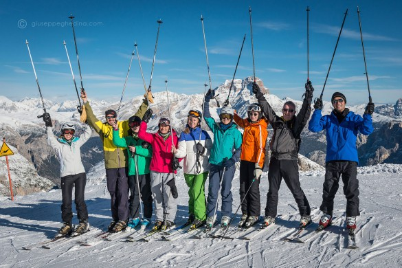 Dolomites Gourmet Ski Safari – 2 rifugio nights