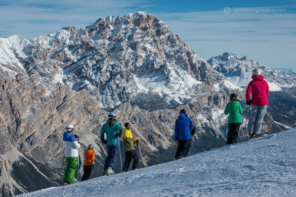 Gourmet Ski Safari in the Dolomites Group Departure