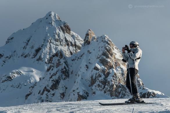 THE INDEPENDENT - Ski in the Dolomites: War and piste
