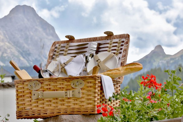 Gourmet in the Dolomites