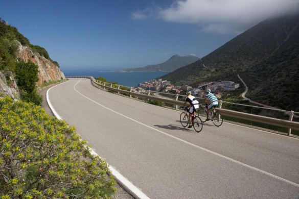 Sardinia by Road Bike
