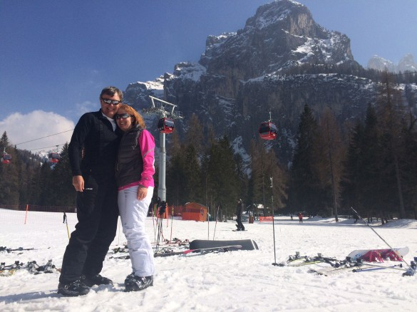 Ultimate Ski Safari in the Dolomites