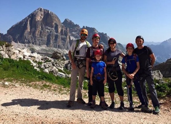Luxury Family Adventure in Venice & in the Dolomites
