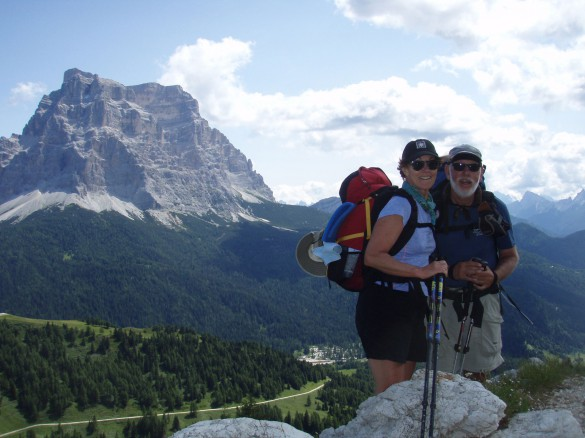 Alta Via n. 1 Hiking Adventure in the Dolomites