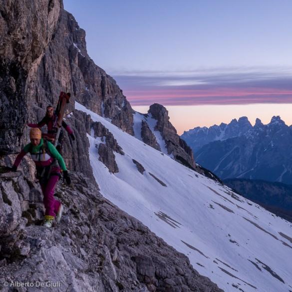 Ski Touring Around Cortina d'Ampezzo