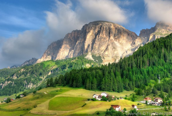 Summer Adventure in the Dolomites