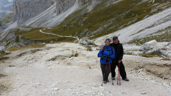 Hike the AV1 of the Dolomites, Part I
