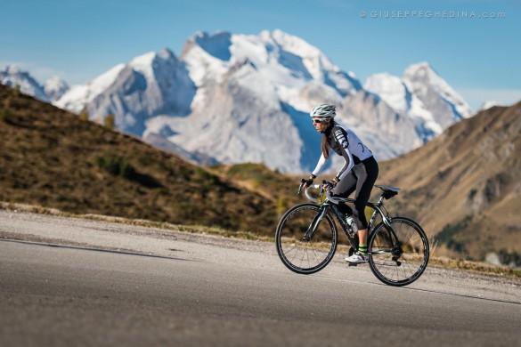 Legendary Giro d'Italia Climbs in the Dolomites