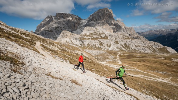 Trail Running the Alta Via N.1 of the Dolomites – Getaway