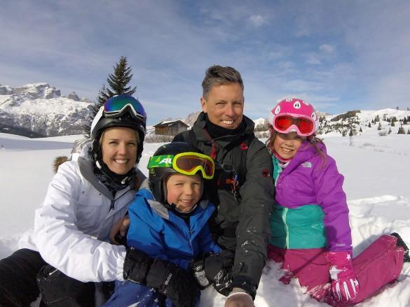 Winter Holiday in Alta Badia, Feb 2016