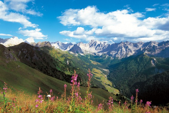 Trek of the Legends: Hiking in Val di Fassa