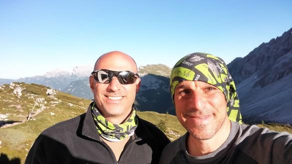 Hiking Alta Via N.1 - Part II, July 2016