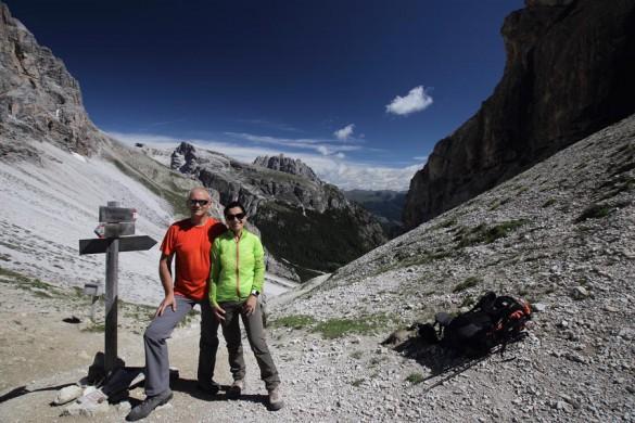 Hiking Around Tre Cime di Lavaredo and Fanes-Sennes-Braies Natural Park, July 2016