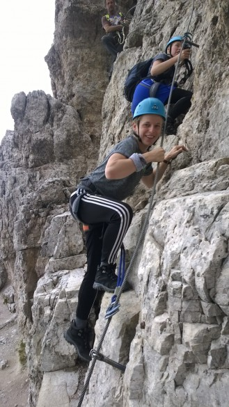Via Ferrata and Hiking Adventure in the Dolomites