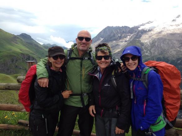 Hiking Alta Via N.2, July 2016