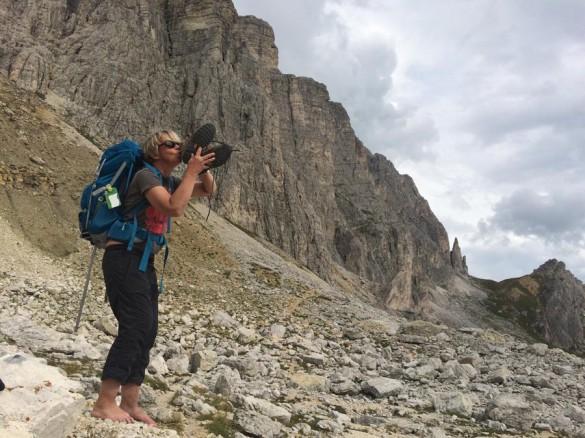 Hiking Cortina - Alta Badia, Sep 2016