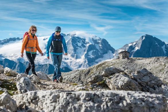 The Great Dolomites Ladin Valleys Traverse