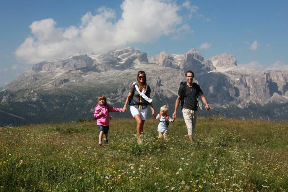 TRAVELPULSE – Italy's Dolomite Mountains Specialist Highlights Family Values