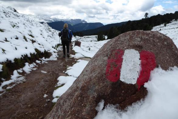 Hiking and Via Ferrata Adventure in the Dolomites