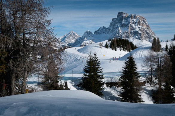 International eXcellence Luxury Magazine - There's Always Snow In The Dolomites