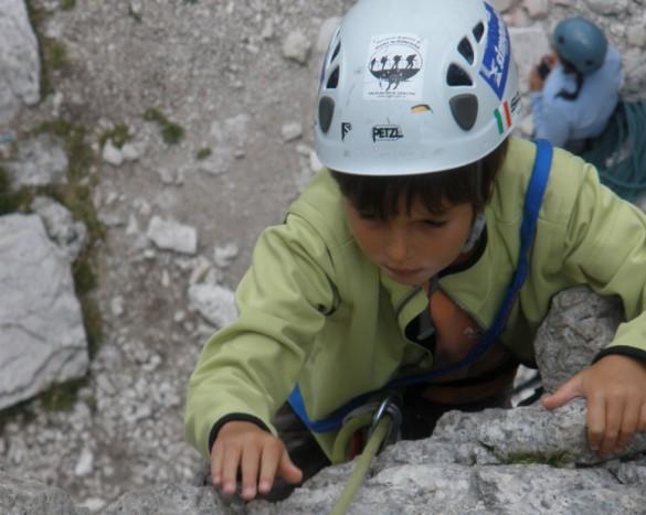 Family Dolomites Climbing & Via Ferrata Experience