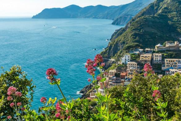 Cinque Terre Extension: Hiking the Sentiero Azzurro