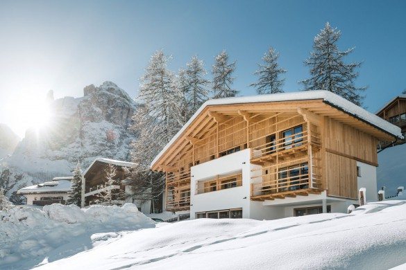 Chalet Rönn – Chalet in the Dolomites