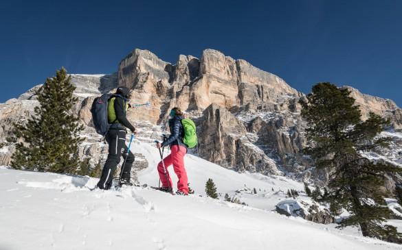 Snowshoeing Adventure in Fanes-Sennes-Braies Natural Park