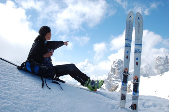 6 Dolomites Winter Ski and Snowboard Races Not to Miss