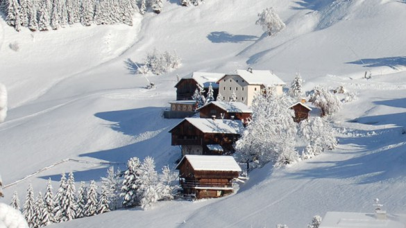 Dolomites Luxury Ski Safari